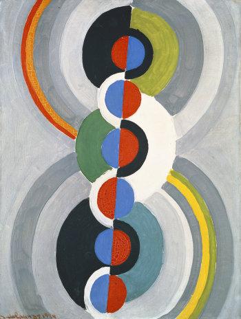 Robert Delaunay, Rythme, 1934