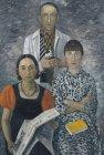 Gino Severini, La Famille du peintre, 1936