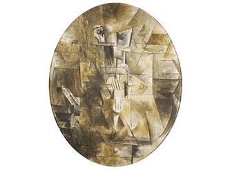Georges Braque, Violon, 1911